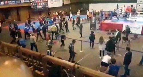 Kung-Fu: 50 người hỗn chiến đánh cả chủ tịch liên đoàn - 2