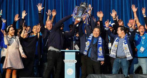 Tỷ phú Thái Lan tăng lương gấp đôi cho toàn đội Leicester City - 1