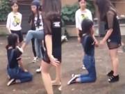 Giáo dục - du học - Nữ sinh bị đánh hội đồng vì chế ảnh thần tượng