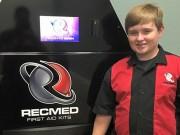 Bạn trẻ - Cuộc sống - Cậu bé 14 tuổi tài năng từ chối hơn 660 tỷ đồng