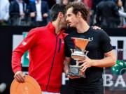 Murray, tự kỷ, ám ảnh và ứng viên Roland Garros