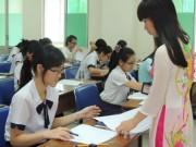 Giáo dục - du học - TP.HCM: Gần 2.300 thí sinh chỉ thi để xét tốt nghiệp THPT