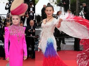 Tuyển tập khách mời nổi vì mặc xấu tại Cannes 2016