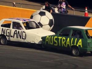 Clip hài: Trận bóng đá vui nhộn nhất quả đất