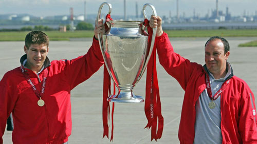 Liverpool của Klopp: Tái hiện Liverpool của Benitez - 2