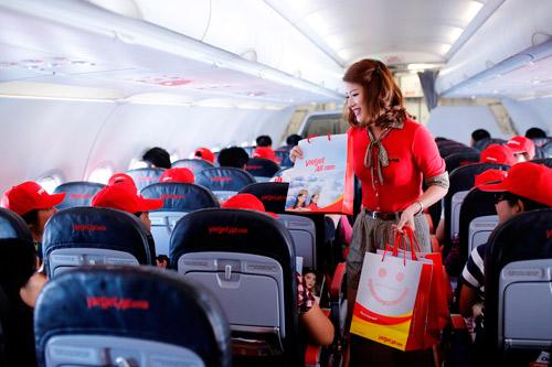 Rộn ràng bay quốc tế cùng nữ phi công xinh đẹp của Vietjet - 6