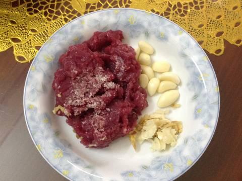 Thịt trâu xào rau muống mềm ngon, xanh giòn - 3