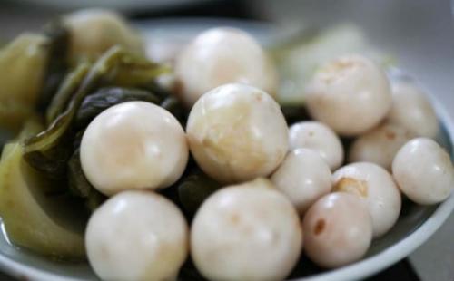 Cách ăn cà muối không gây hại sức khỏe - 3