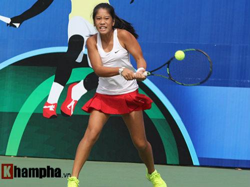 Lian Trần, cô bé 13 tuổi khuynh đảo tennis Việt - 1