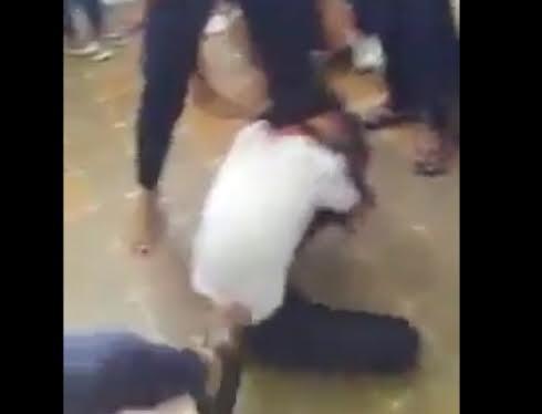 Nữ sinh bị đánh hội đồng trong khuôn viên trường - 2