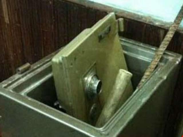 HS phá két nhà trường trộm tiền tỷ rồi đi học bình thường - 1