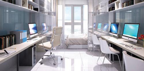 Office-tel: xu hướng đầu tư thời hội nhập - 1