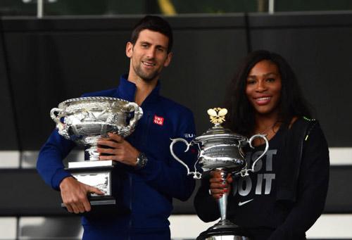 Nhà cái: Djokovic, Serena ứng viên số 1 Roland Garros - 1
