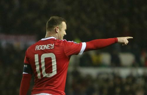 ĐT Anh: Rooney là họng súng trong tay áo - 1