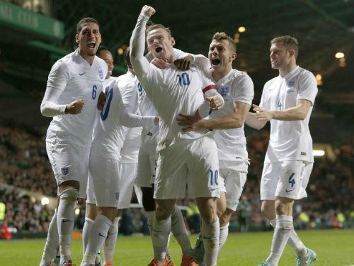 ĐT Anh: Rooney là họng súng trong tay áo - 2