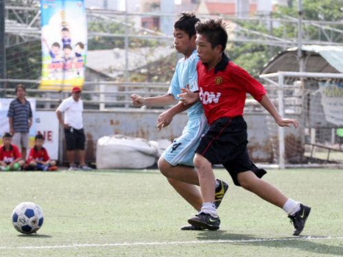 Cầu thủ nhí Việt Nam có cơ hội học hỏi ở Nhật Bản - 1