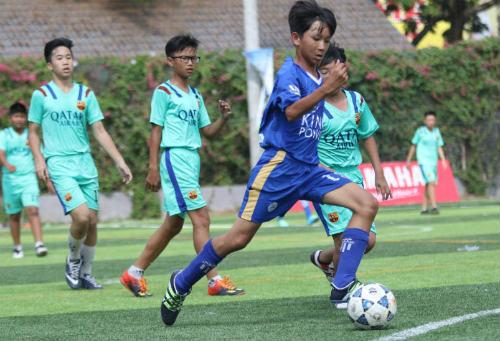 Cầu thủ nhí Việt Nam có cơ hội học hỏi ở Nhật Bản - 2