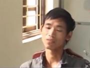 Video An ninh - Ngáo đá bắt cóc trẻ em để được vào đồn CA cho an toàn