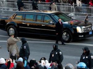 Ô tô - Xe máy - Những tính năng ít ai biết trên siêu limousine của Obama