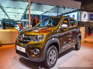 Ô tô - Xe máy - Ôtô 100 triệu đồng Kwid hoãn sản xuất do lỗi động cơ