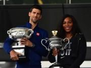 Thể thao - Nhà cái: Djokovic, Serena ứng viên số 1 Roland Garros