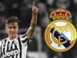 Sợ Ronaldo ra đi, Real tranh sao Serie A với Barca
