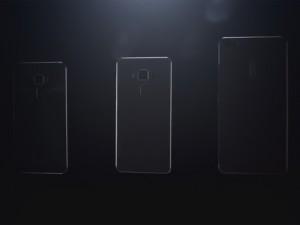 Video rò rỉ 3 smartphone Asus ZenFone 3 mới