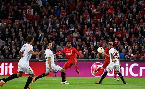 Video Liverpool vs Sevilla - 1