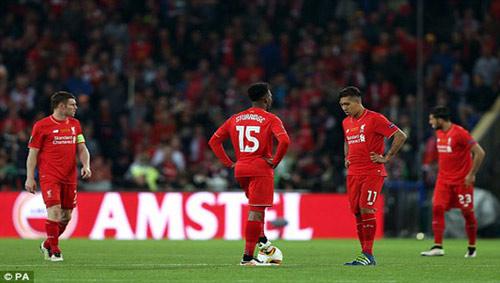 Chùm ảnh Liverpool - Sevilla: Khắc tên vào lịch sử - 1