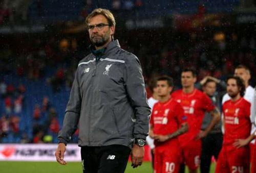 HLV Sevilla an ủi Liverpool, Klopp nhận lỗi - 1