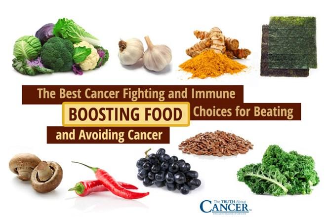 Các vị thuốc chống ung thư cực hiệu quả có sẵn trong căn bếp - 1