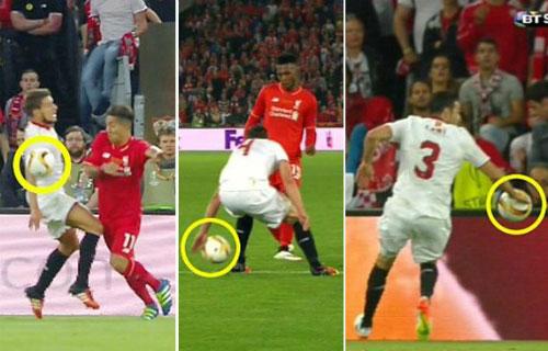 """Liverpool thua thảm, Moreno bị """"ném đá"""" tơi bời - 2"""