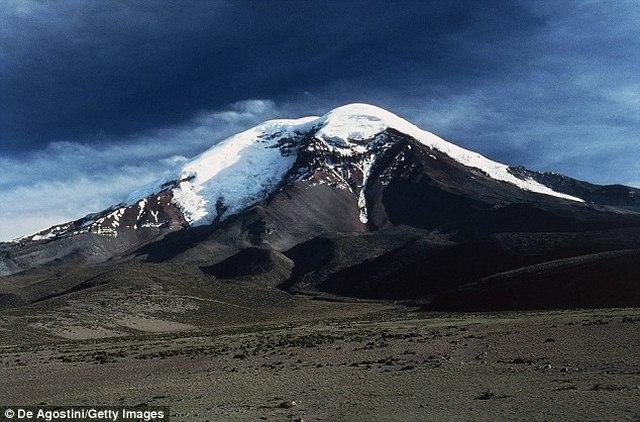 Phát hiện ngọn núi cao hơn cả đỉnh Everest - 1