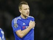 """Bóng đá - Terry chấp nhận mức lương """"sốc"""" để  ở lại Chelsea"""