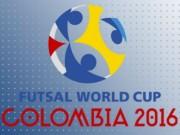 Bóng đá - Bốc thăm Futsal World Cup: Chờ Việt Nam đối đầu anh tài