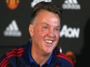 Bóng đá - MU: Van Gaal khoái ẵm FA Cup hơn vào tốp 4