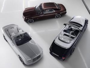 Siêu phẩm Rolls-Royce Phantom Zenith Collection trình làng