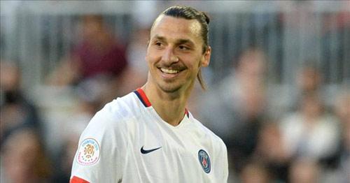Vì sự nghiệp của vợ, Ibrahimovic dễ từ chối MU - 1