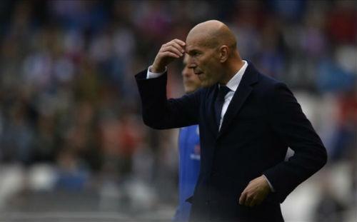 Không giành Champions League, Zidane vẫn ở lại Real - 1