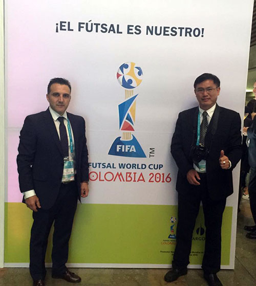 Futsal World Cup: Việt Nam phải giành 4 điểm để đi tiếp - 1