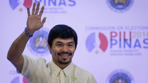 """Trúng cử Nghị viện, Pacquiao """"đứt duyên"""" boxing - 1"""
