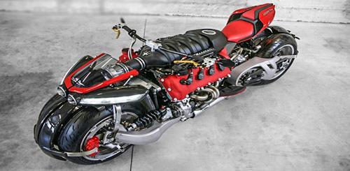 """""""Rết chúa"""" Maserati LM847 """"xài"""" động cơ mạnh như siêu xe - 1"""