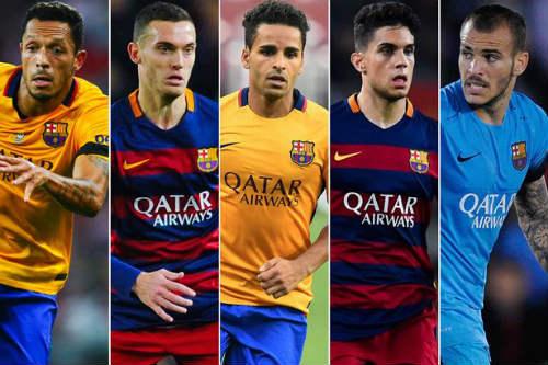 Sau CK cúp Nhà Vua: Barca có thể từ biệt 5 ngôi sao - 1