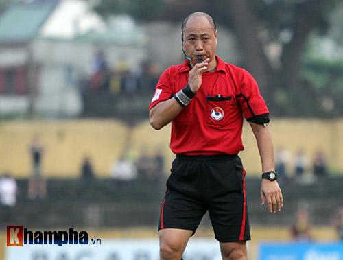 """Vòng 11 V-League: """"Nóng bỏng"""" ở Thanh Hoá và Cẩm Phả - 1"""