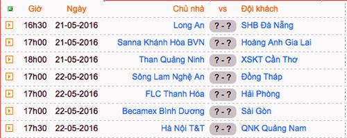"""Vòng 11 V-League: """"Nóng bỏng"""" ở Thanh Hoá và Cẩm Phả - 3"""
