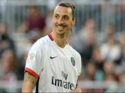 Bóng đá - Vì sự nghiệp của vợ, Ibrahimovic dễ từ chối MU