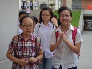 Giáo dục - du học - Hà Nội công bố tỷ lệ chọi vào lớp 10 hệ công lập