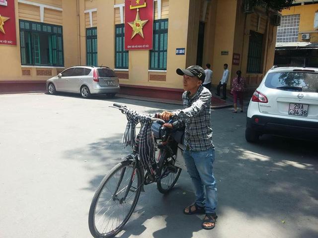 Nể phục chàng trai đạp xe 2.000km vận động hiến tạng - 1