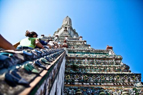 Ảnh đẹp về cuộc sống thường ngày đầy thú vị ở Thái Lan - 10