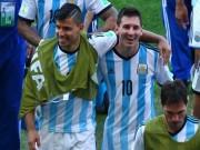 Bóng đá - ĐT Argentina dự Copa: Có Messi & Aguero, Tevez bị ngó lơ